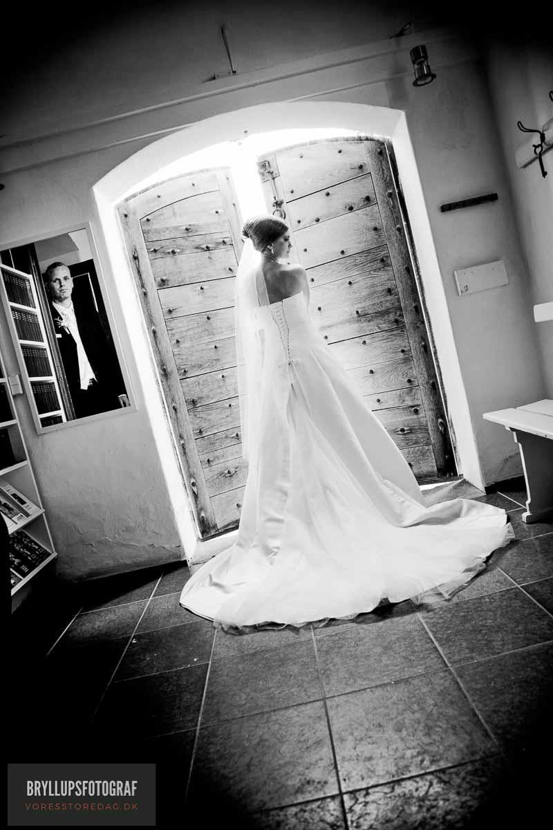 brudekjole outlet