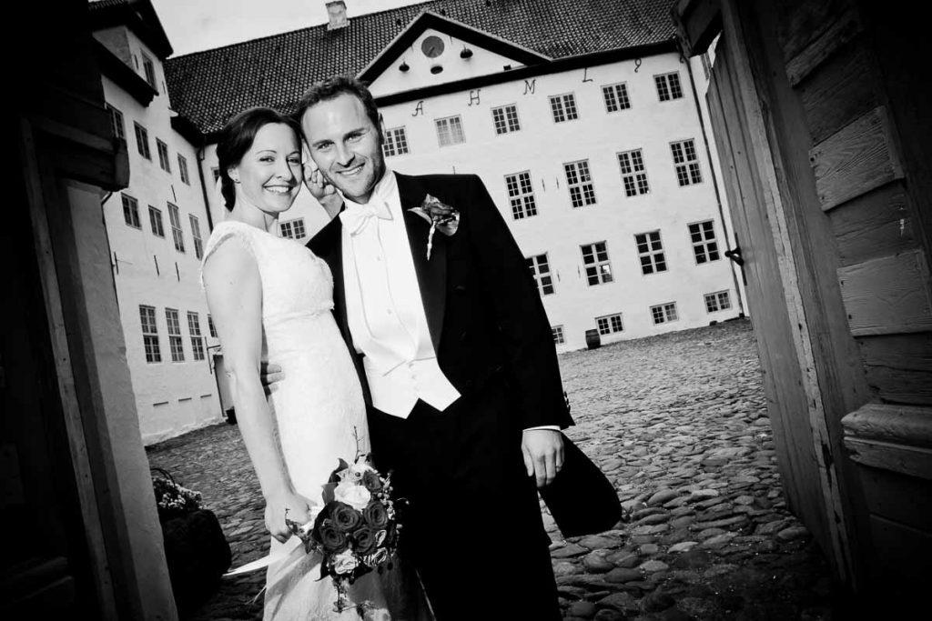Fotos fra bryllupper