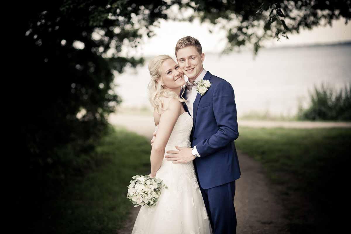 Brudekjolerfindes i mange flotte varianter