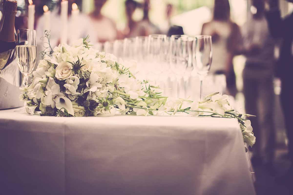 samarbejde med brudebuketekspert
