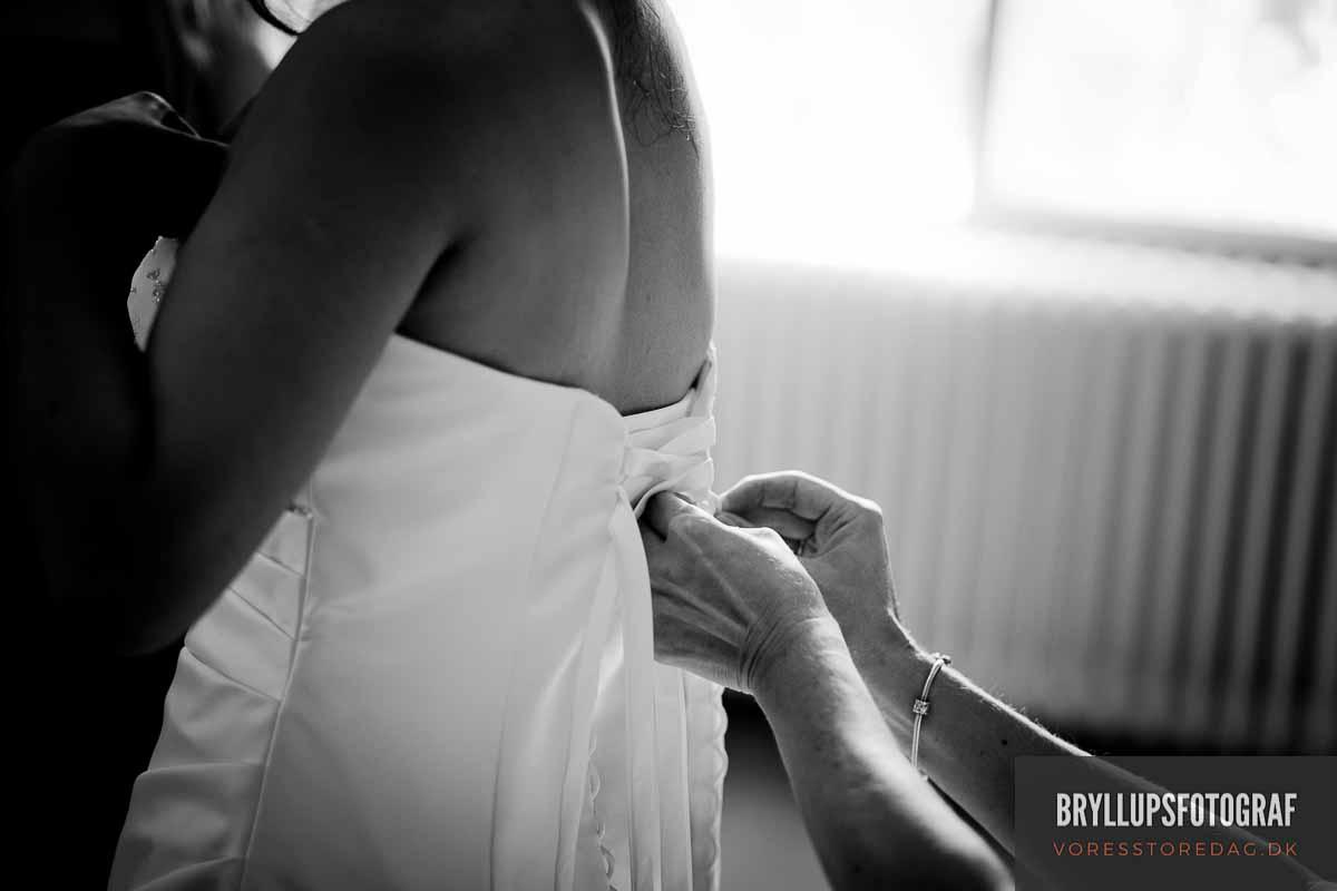 Hvorfor en bryllupsfotograf?