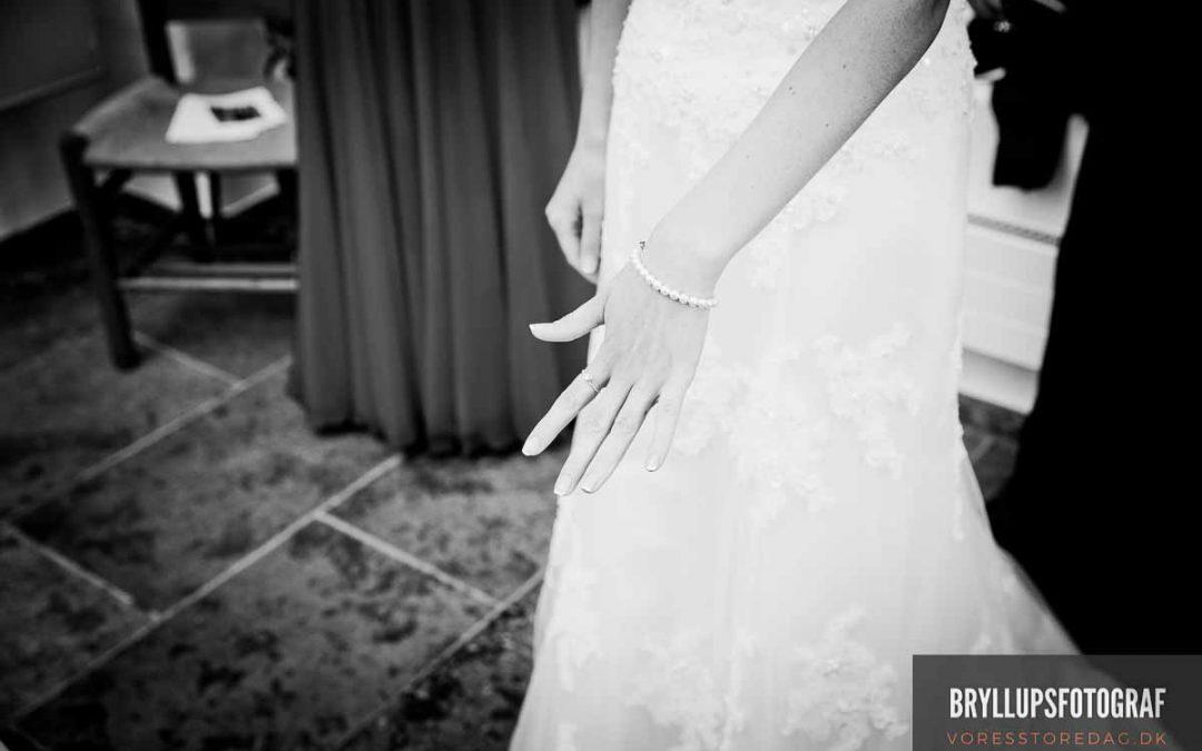Blokhus Strandhotel bryllup
