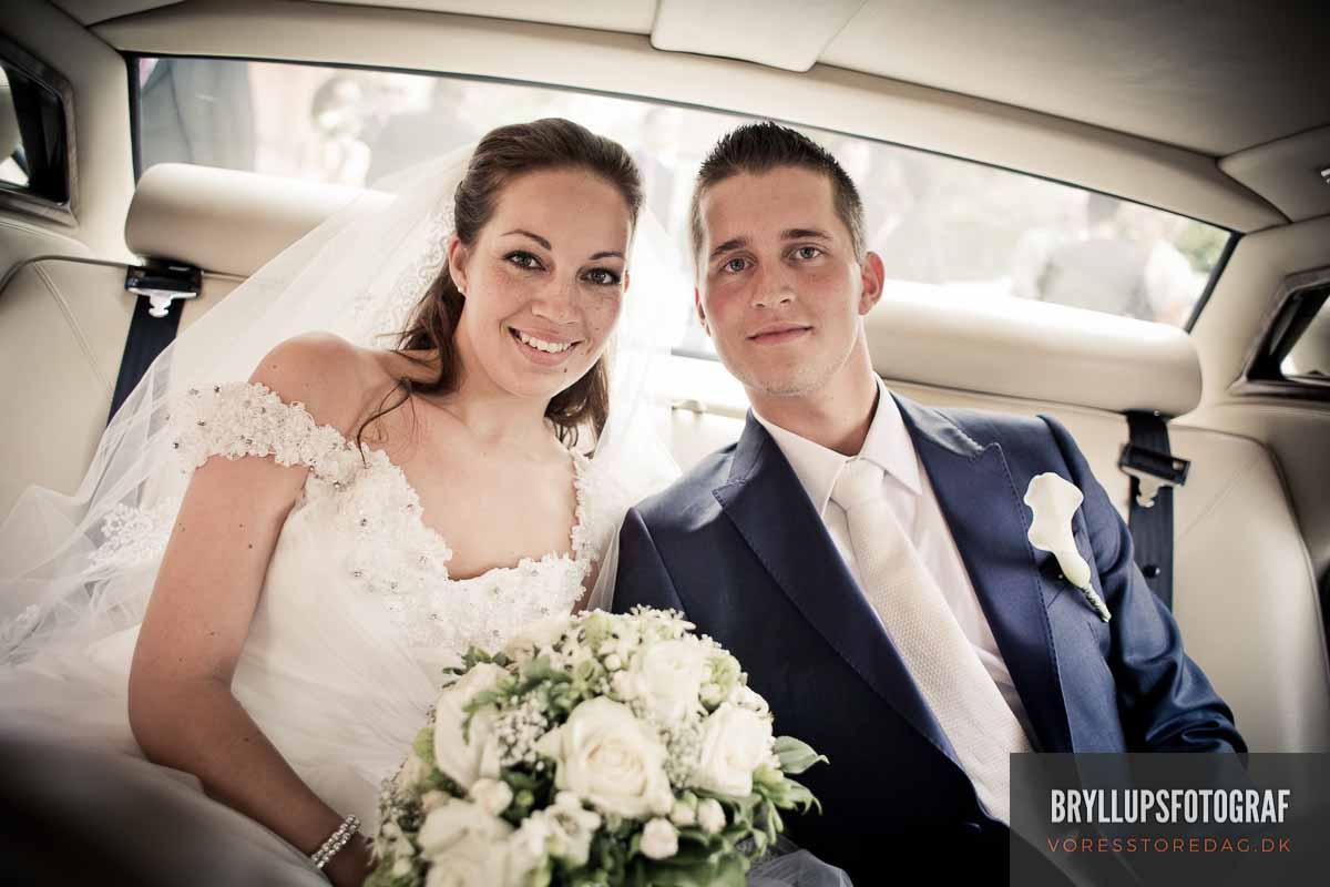 brudeparret Bryllup