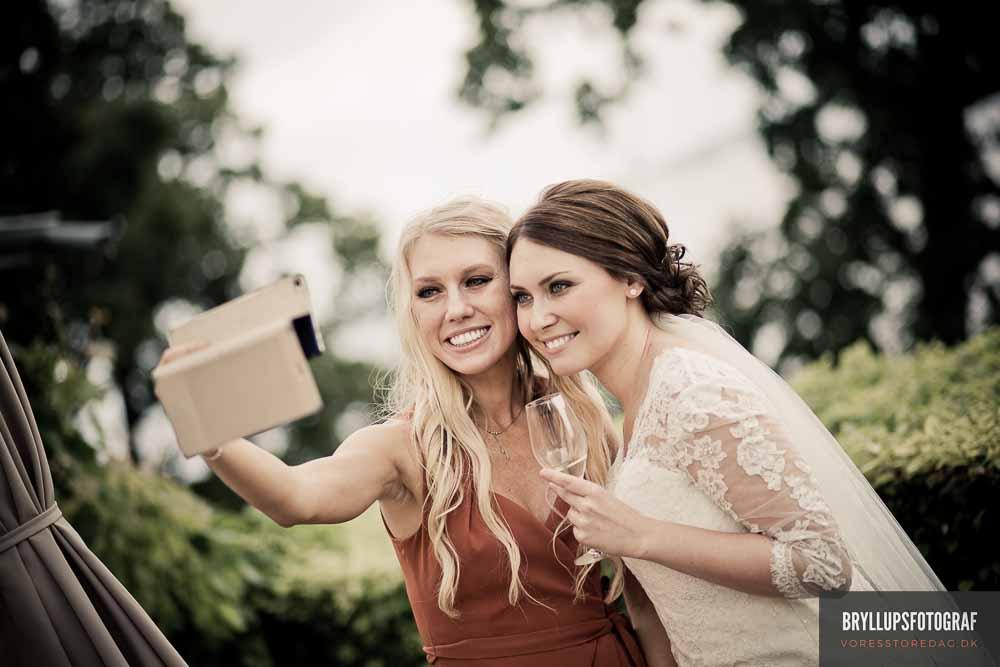 brudekjoler med blonder