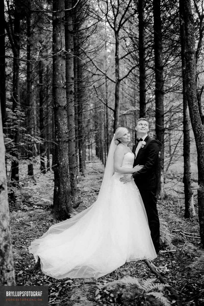 Et bryllup kan ende med at koste mange penge