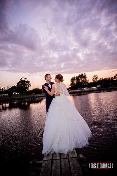 Borre Knob bryllup