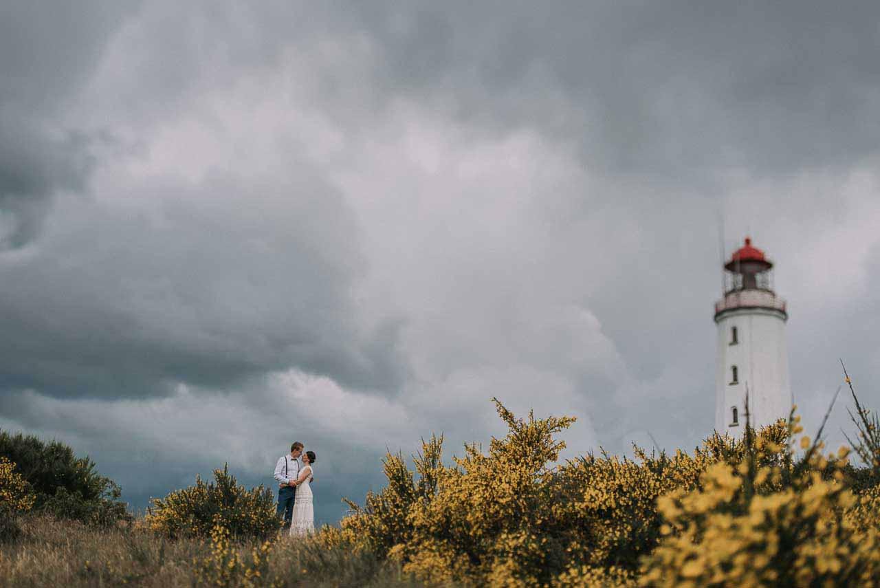 bryllup i naturen